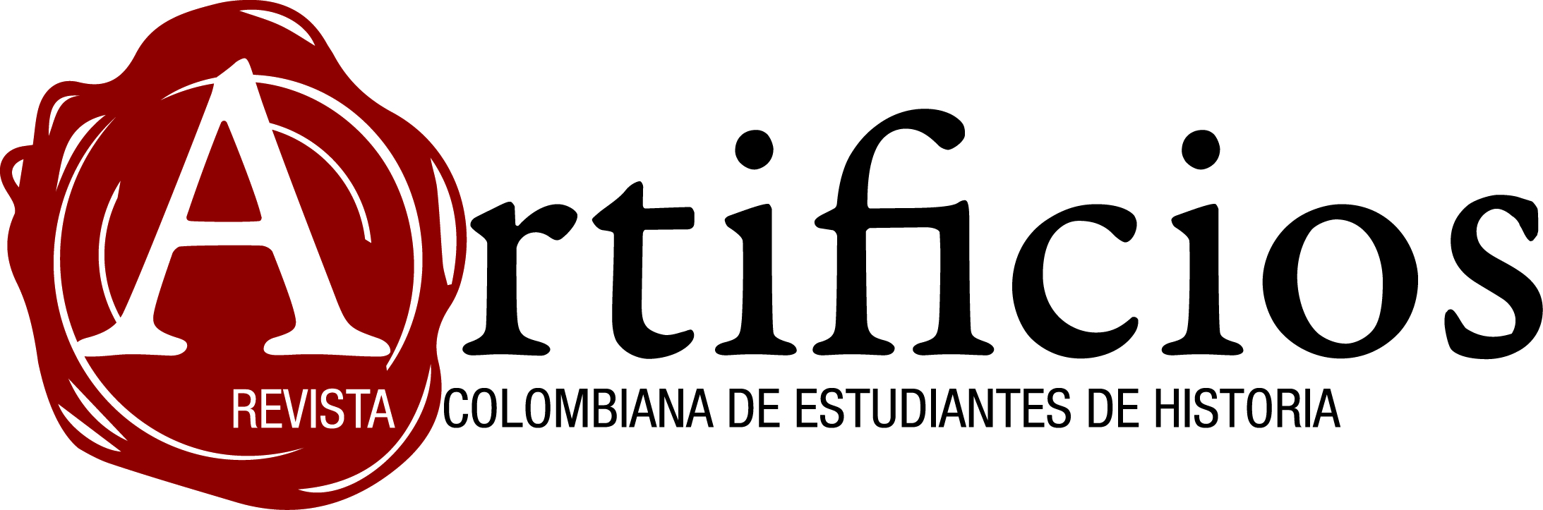 Logo revista artificios